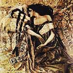 врубель: «тамара и Демон»